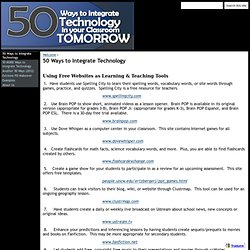 50 Ways to Anchor Technology (Ways to Anchor Technology in Your