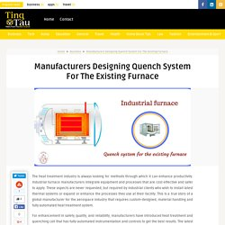 Integrated solutions of industrial furnace