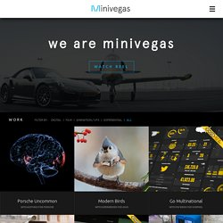 Minivegas - integrated production company