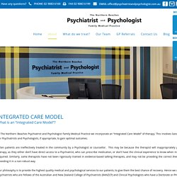 Psychologists Northern Beaches, Dee Why & Sydney