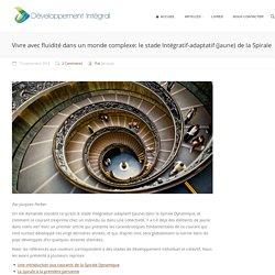 Vivre avec fluidité dans un monde complexe: le stade Intégratif-adaptatif (Jaune) de la Spirale - Développement Intégral