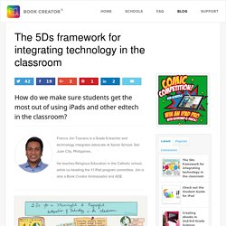 The 5Ds framework for integrating technology in the classroom