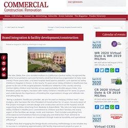 Brand integration & facility development/construction