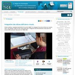 Bloc notesbraille...élèves déficients visuels