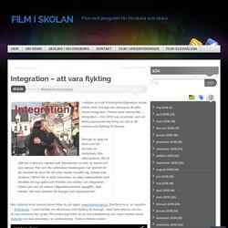 Integration – att vara flykting