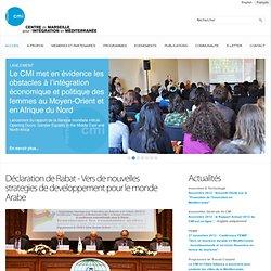 CMI - Centre de Marseille pour l'Intégration en Méditerranée