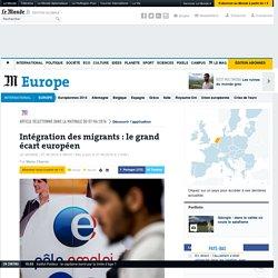 Intégration des migrants: le grand écart européen