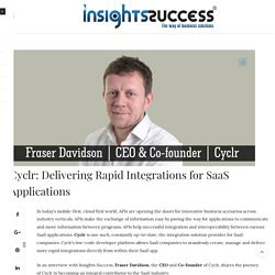 The IntegrationSolution Provider for SaaS