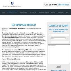 EDI Resource & Managed Services