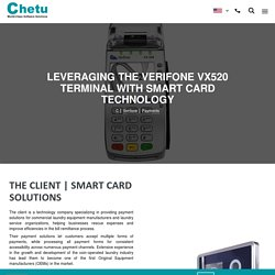 Verifone VX520 Integration Drives Smarter Transactions