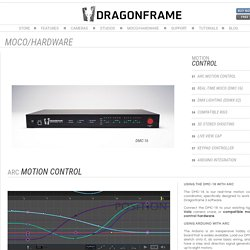 Dragon Stop Motion | Dragon Electronic Shutter Control