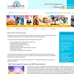 beHEALTHi Integrative Natural Health Services and Wellness Coaching: Melbourne, Australia - NES Home Infoceuticals