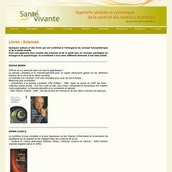 Livres - Sciences