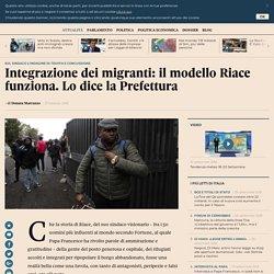 Integrazione dei migranti: il modello Riace funziona. Lo dice la Prefettura