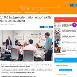 L'IFAG intègre orientation et soft skills dans son bachelor