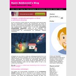Integreer veiligheidsmaatregelen en Boost e-commerce conversie