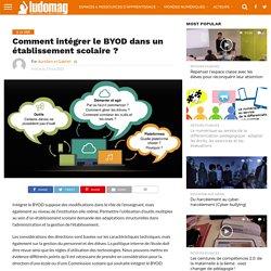 Comment intégrer le BYOD dans un établissement scolaire ? – Ludovia Magazine