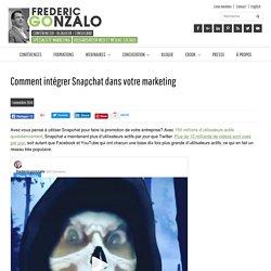 Comment intégrer Snapchat dans votre marketing
