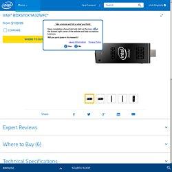 Shop Intel for Intel® BOXSTCK1A32WFC