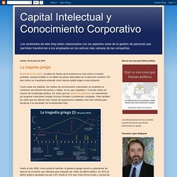 Capital Intelectual y Conocimiento Corporativo