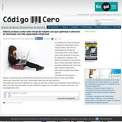Galicia contará cunha rede virtual de traballo coa que optimizar a atención ao alumnado con alta capacidade intelectual