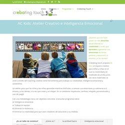 coaching para niños inteligencia emocional creatividad atelier