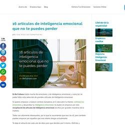 16 artículos de inteligencia emocional imprescindibles