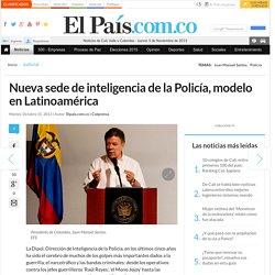 Nueva sede de inteligencia de la Policía, modelo en Latinoamérica