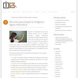 Recursos para trabajar la inteligencia lógico-matemática