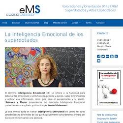 Inteligencia Emocional - El Mundo del Superdotado