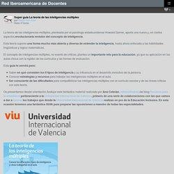 Super guía La teoría de las inteligencias múltiples – Red Iberoamericana de Docentes