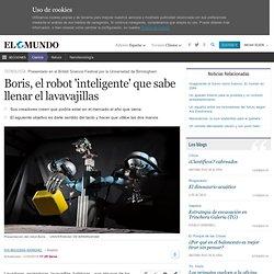 Boris, el robot 'inteligente' que sabe llenar el lavavajillas