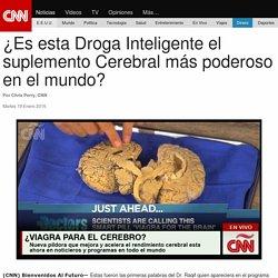 ¿Es esta Droga Inteligente el suplemento para el cerebro más poderoso en el mundo? - CNN.com