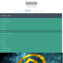 Intellectual Property Law Firm Beirut, Lebanon - Baroudi & Associates