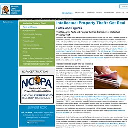 Intellectual Property Theft: Get Real