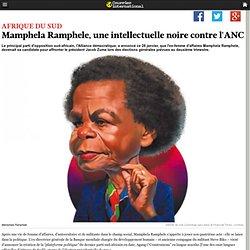 Mamphela Ramphele, une intellectuelle noire contre l'ANC