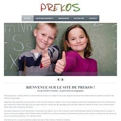 PREKOS, Association nationale d'établissements scolaires privés accueillant des enfants intellectuellement précoces