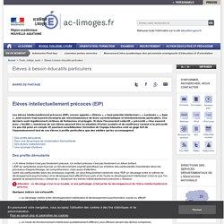 Élèves intellectuellement précoces (EIP) - ac-limoges.fr