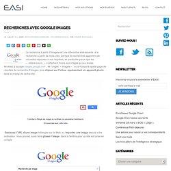 Recherches avec Google images