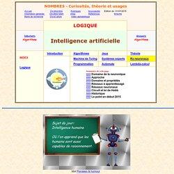 intelligence artificielle, réseaux de neurones, neuronique