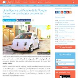 L'intelligence artificielle de la Google Car est un conducteur comme les autres