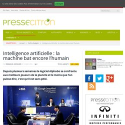 Intelligence Artificielle : La Machine Bat Encore L'humain