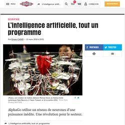 (20+) L'intelligence artificielle, tout un programme