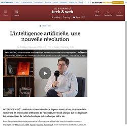 L'intelligence artificielle, une nouvelle révolution