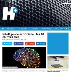 Intelligence artificielle : les 10 chiffres clés