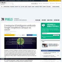 L'entreprise d'intelligence artificielle Google DeepMind s'attaque au cancer