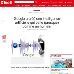 Google a créé une intelligence artificielle qui parle (presque) comme un humain