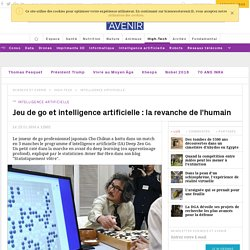 Intelligence artificielle : le deep learning battu par l'humain (ouf)