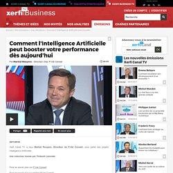 Martial Rouyere, P-Val Conseil - Comment l'Intelligence Artificielle peut booster votre performance dès aujourd'hui