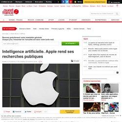 Intelligence artificielle. Apple rend ses recherches publiques